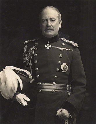 Herbert Miles - Lieutenant General Sir Herbert Miles c.1913