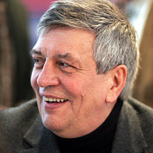 Porträt Hermann Scheer.