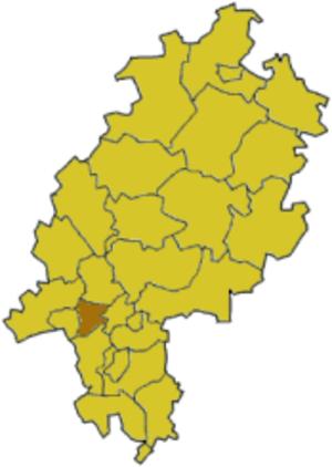 Main-Taunus-Kreis - Image: Hessen mtk