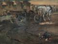 Het goede oogstjaar voor de dood 1914, Herman Kruyder.png