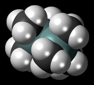 Hexamethyldisilane - Image: Hexamethyldisilane 3D spacefill