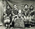 Hezhe (Nanai) family.jpg