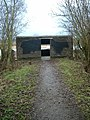 Hide at the RSPB Reserve at Baron's haugh - geograph.org.uk - 103907.jpg