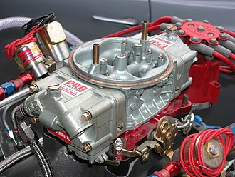 Carburetor - A high performance 4-barrel carburetor