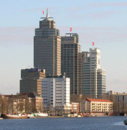 List Of Tallest Buildings In Amsterdam Wikipedia