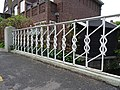 Hilleniusbrug - Hillegersberg - Rotterdam - Metal railing from the north.jpg