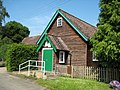 Himbleton Village Hall - geograph.org.uk - 846696.jpg