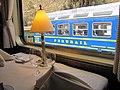 Hiram Bingham train by Perurail to Machu Picchu and Sacred Valley Peru - Ollantaytambo train station (4875571573).jpg
