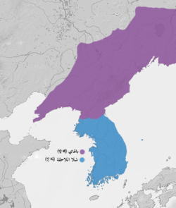 History of Korea-Inter-country Age-830 CE-ar.png