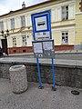Hořovice, Palackého náměstí, zastávka.jpg