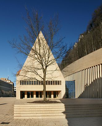 Landtag of Liechtenstein - Landtag of Liechtenstein