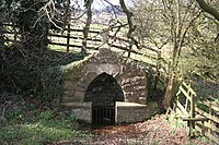 Holy well at Ashwell - geograph.org.uk - 149918.jpg
