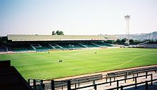 Home Park In 1996