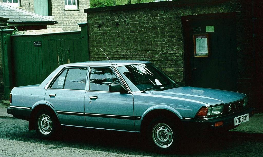 File Honda Accord 1982 Bateman Street Jpg Wikipedia