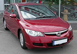 Honda Civic Hybrid (2007–2010)
