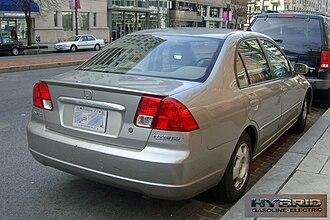 Honda Civic Hybrid - Honda Civic Hybrid