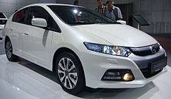 Honda Insight II po face liftingu