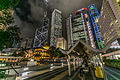 Hong Kong Central District Night View 201305.jpg