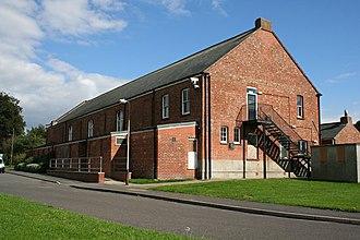 Horncastle, Lincolnshire - Horncastle Town Hall