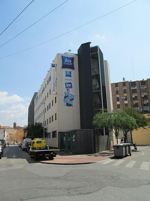 Hotel Ibis Budger Málaga