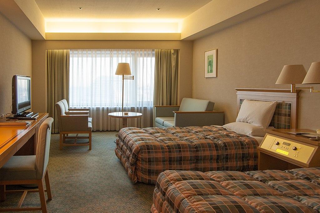 Japan Hotel Room Cubbie Holes