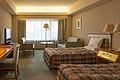 Hotel Okura Kobe Deluxe Twin bedroom 20120928-001.jpg