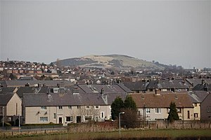 Hill of Beath - Image: Housing and Hill o' Beath geograph.org.uk 739504