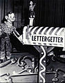 Howdy Doody at mailbox circa 1949.JPG