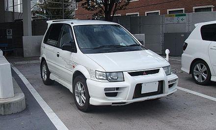 mitsubishi rvr 2.0 sports gear x3 фото