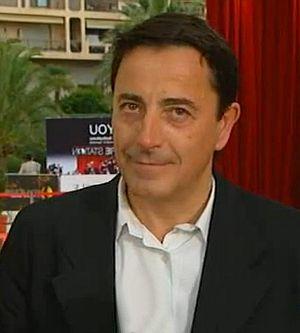 Plus belle la vie - Hubert Besson, creator and producer of Plus belle la vie