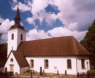 Huddinge Municipality - Huddinge Church