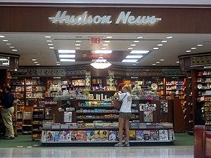 Hudson Group - A Hudson News store