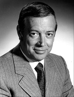Hugh Downs American broadcaster