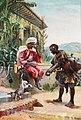 Hugo Birger-Nordafrikanska jägare rastar.jpg