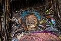 Human skull, Trunyan, Bali.jpg