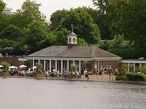 The Long Water - Lansbury's Lido