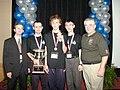 ICPC World Champions 2001.jpg