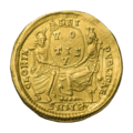 INC-1825-r Солид Констанций Галл цезарь ок. 351-354 гг. (реверс).png