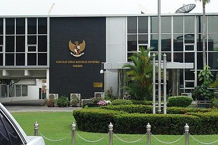 indonesia embassy oslo