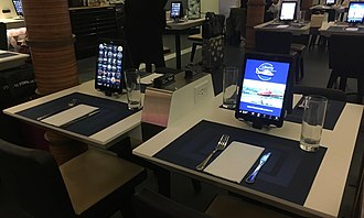 Newark Liberty International Airport - Over 6,000 iPads are equipped in Terminal C.