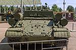 ISU-152 in the Great Patriotic War Museum 5-jun-2014 Rear.jpg
