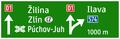 IS 3 - Návesť pred križovatkou (minimálna veľkosť tabule).png