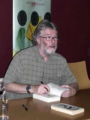 Iain Banks - Banks at the Edinburgh International Book Festival, 18 August 2009