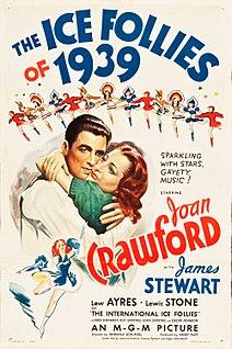<i>The Ice Follies of 1939</i> 1939 film by Reinhold Schünzel