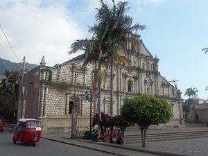 Panajachel - Panajachel church