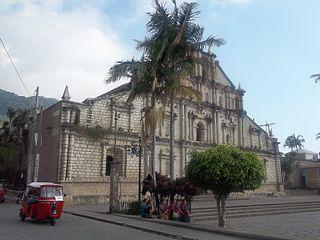 Panajachel City and Municipality in Sololá, Guatemala