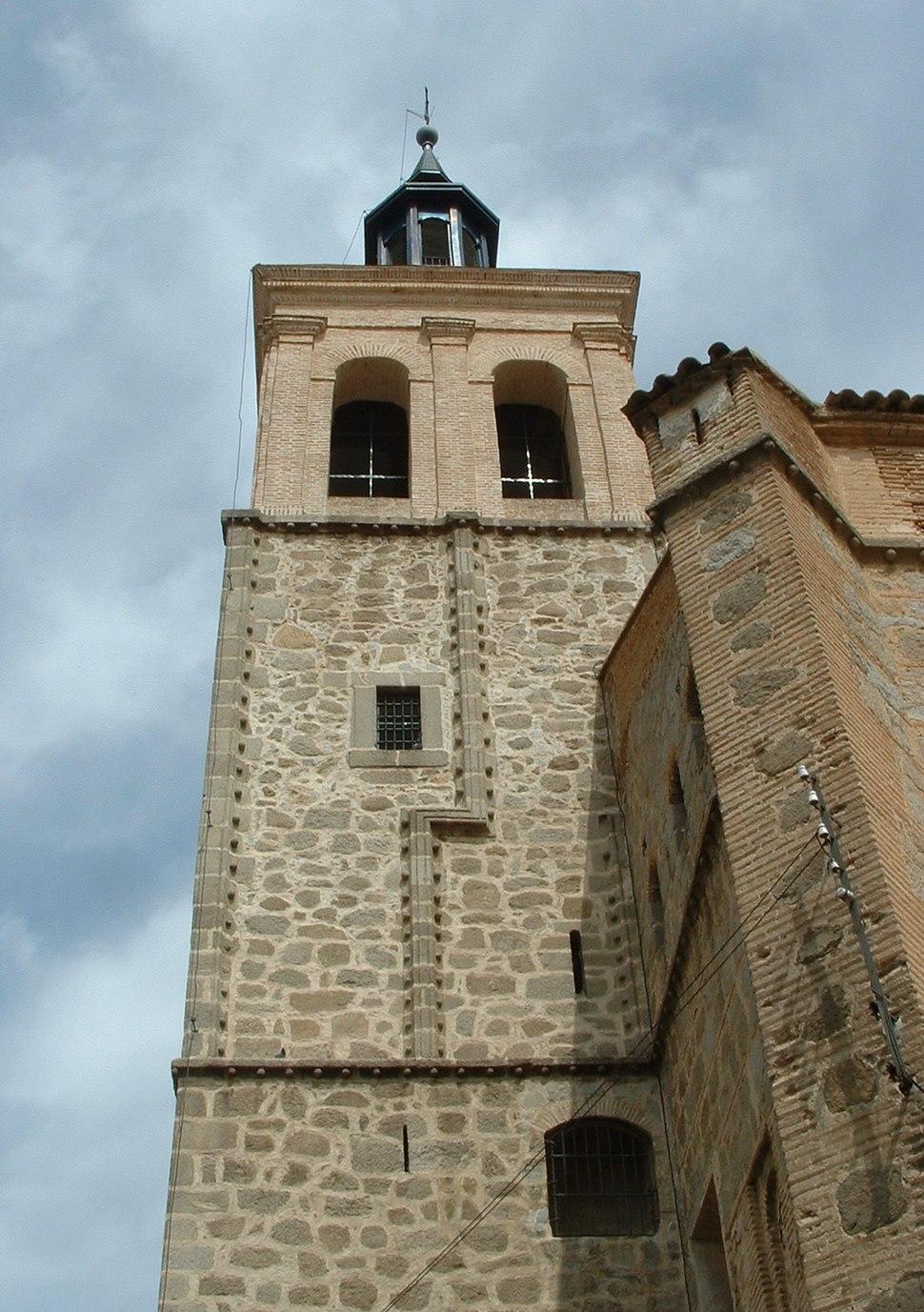 Iglesia de la Virgen de Altagracia, Mora (Toledo)