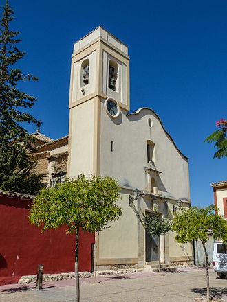 Sempere - Image: Iglesia parroquial de San Pedro