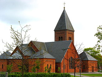 Ikast - Ikast Church