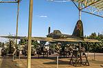 Ilyushin Il-2 in the Great Patriotic War Museum 5-jun-2014 Rear.jpg